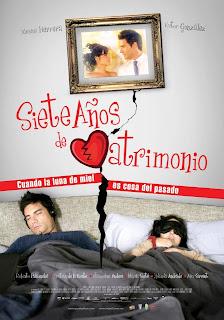 Siete Años De Matrimonio 2012 DVDRip Español Latino Comedia