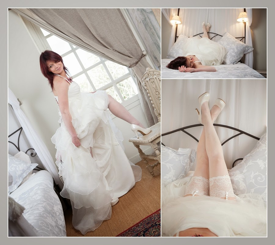 Photo boudoir de Mariage Paris
