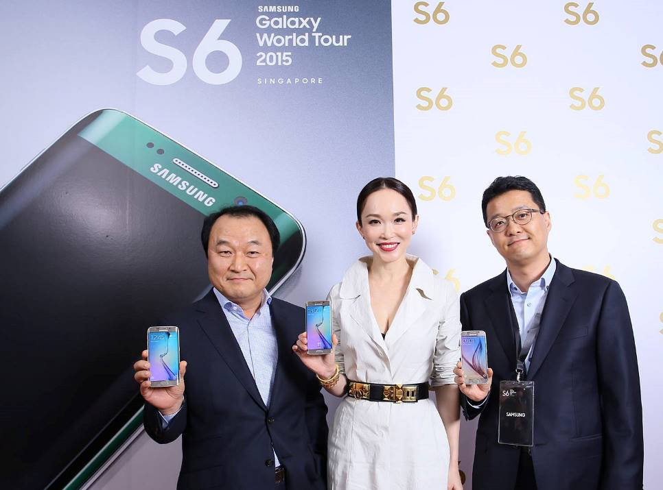 Galaxy S6 best deal in asia