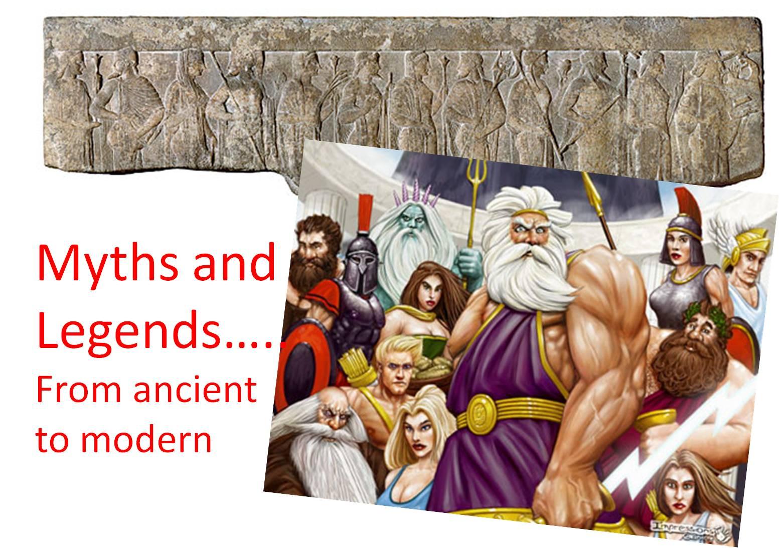 greek mythology 4 essay