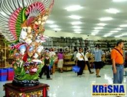 Tempat wisata Krisna Bali Pusat oleh oleh