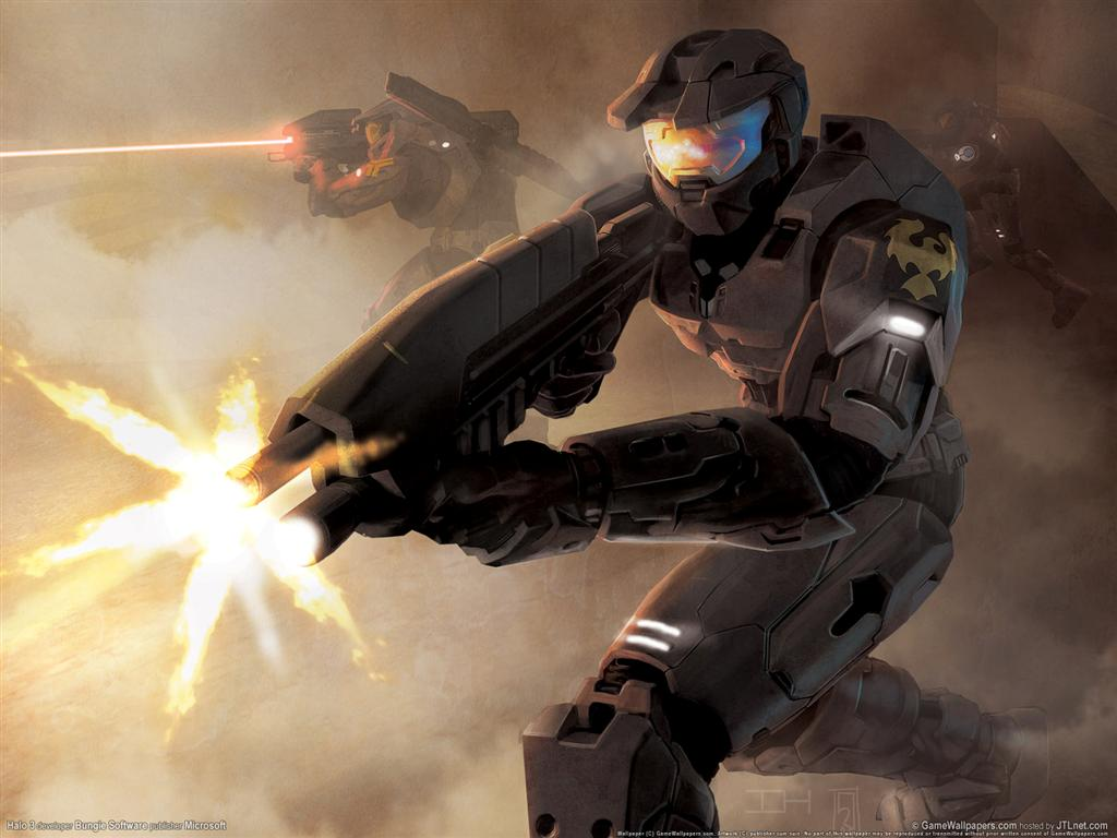 Halo HD & Widescreen Wallpaper 0.00854486456565251