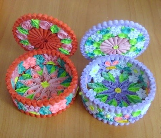Creative Craft Ideas With Paper Of 3d Paper Quilling Creative Ideas Arts And Crafts Ideas