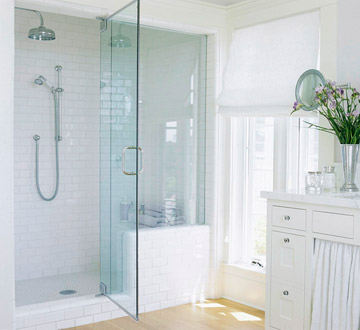 New bathroom inspiration for New england style bathroom ideas