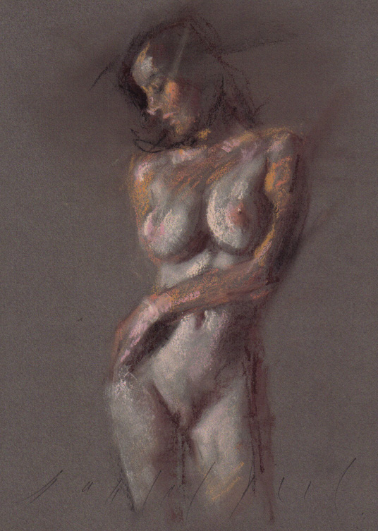 Pan Pastel Drawing Pastel Drawing/painting