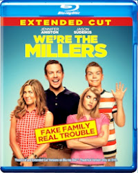 WE'RE THE MILLERS on bluray
