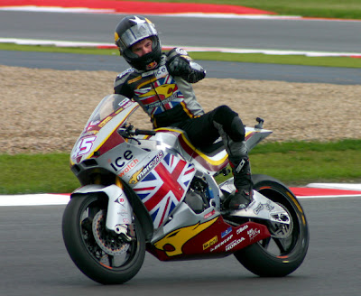 Raider Moto2 Scott Redding