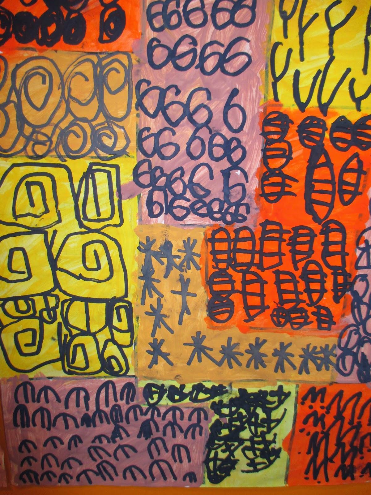 Ecole edouard manceau de rai - Motifs africains maternelle ...
