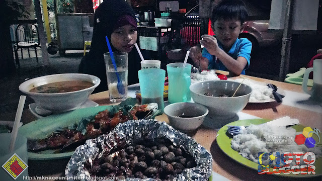 Dinner @Mari Makan