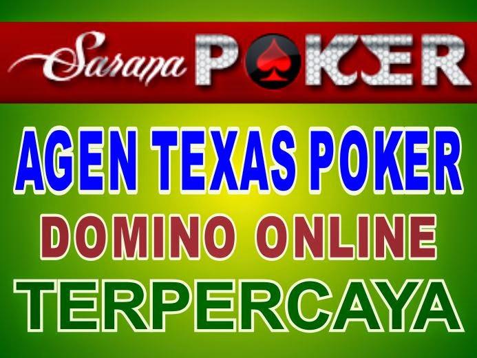 SARANAPOKERCOM Agen Texas Poker Dan Domino Online Indonesia Terpercaya