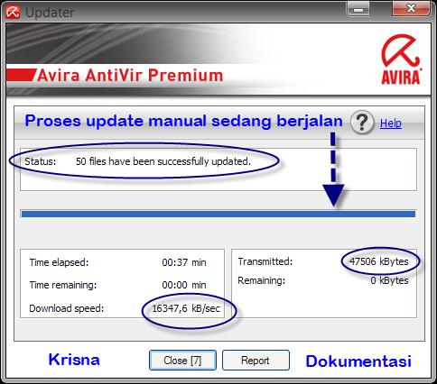AVIRA FREE ANTIVIRUS USER MANUAL Pdf Download