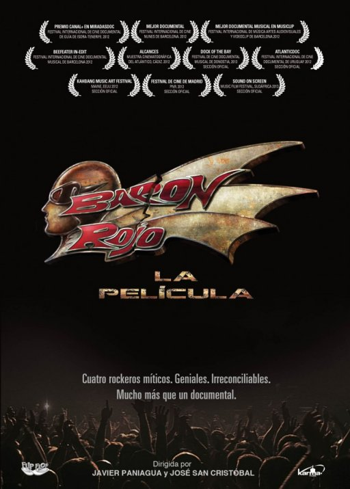 Ver Baron Rojo, La Pelicula (2012) Online
