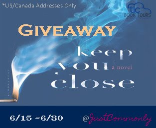 Keep You Close Giveaway thru 6/30
