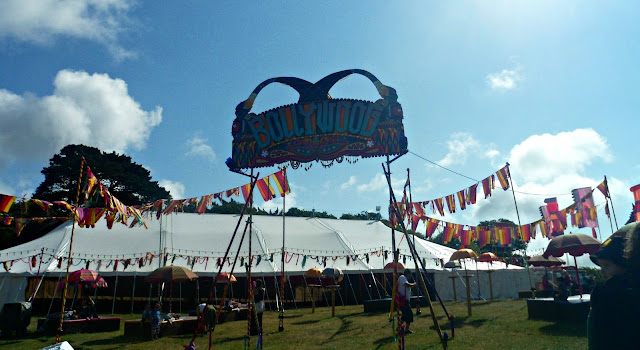 Bollywood Bar - Camp Bestival