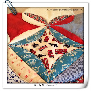 Cathedral Circle Quilt