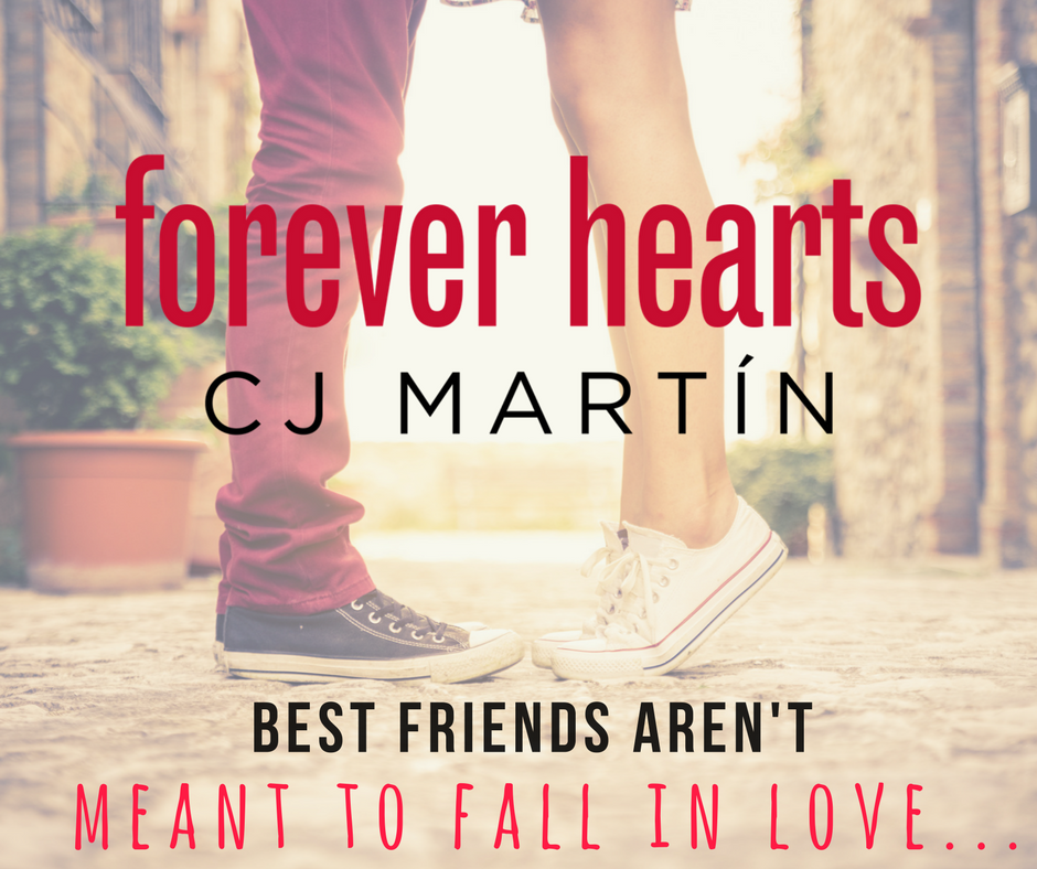 Forever Hearts Cover Reveal