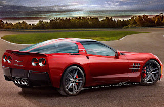 2014 Corvette Stingray split-window