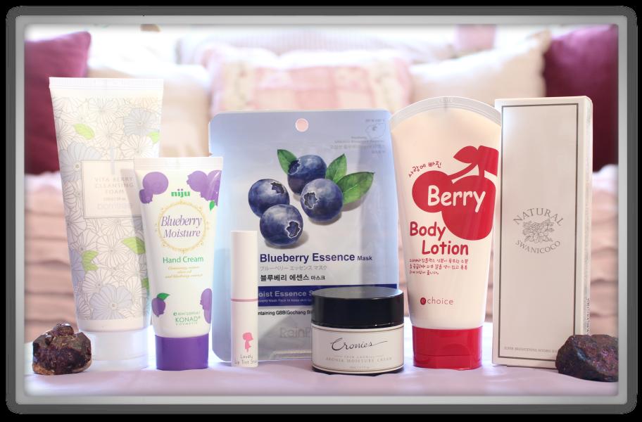 겟잇뷰티박스 by 미미박스 memebox beautybox Memebox Special #44 Very Berry unboxing review look inside