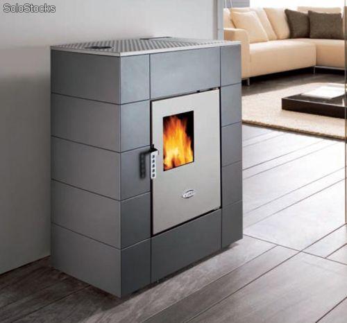 Frikitec estufas y calderas ecol gicas - Estufas de pellets para pisos ...