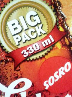 teh kotak sosro, teh kotak sosro big pack, sosro kotak, teh kotak