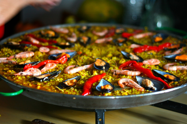 Best Paella Recipe