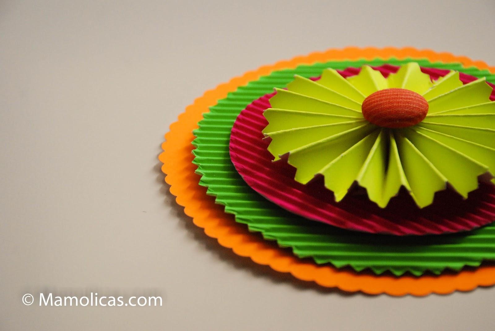 Mamolicas decoraci n fiesta cumplea os ne n mesa de - Decorar con colores ...