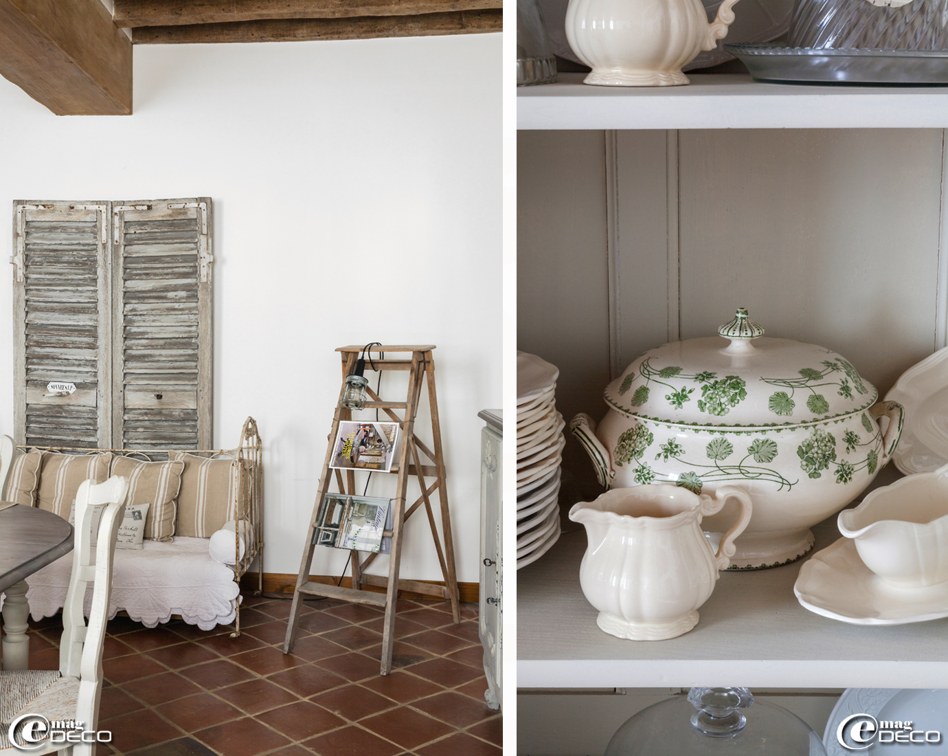une maison de famille en picardie e magdeco magazine. Black Bedroom Furniture Sets. Home Design Ideas