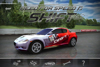 Update Need For Speed Shift v1.07