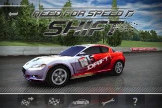 Update Need For Speed Shift v1.07