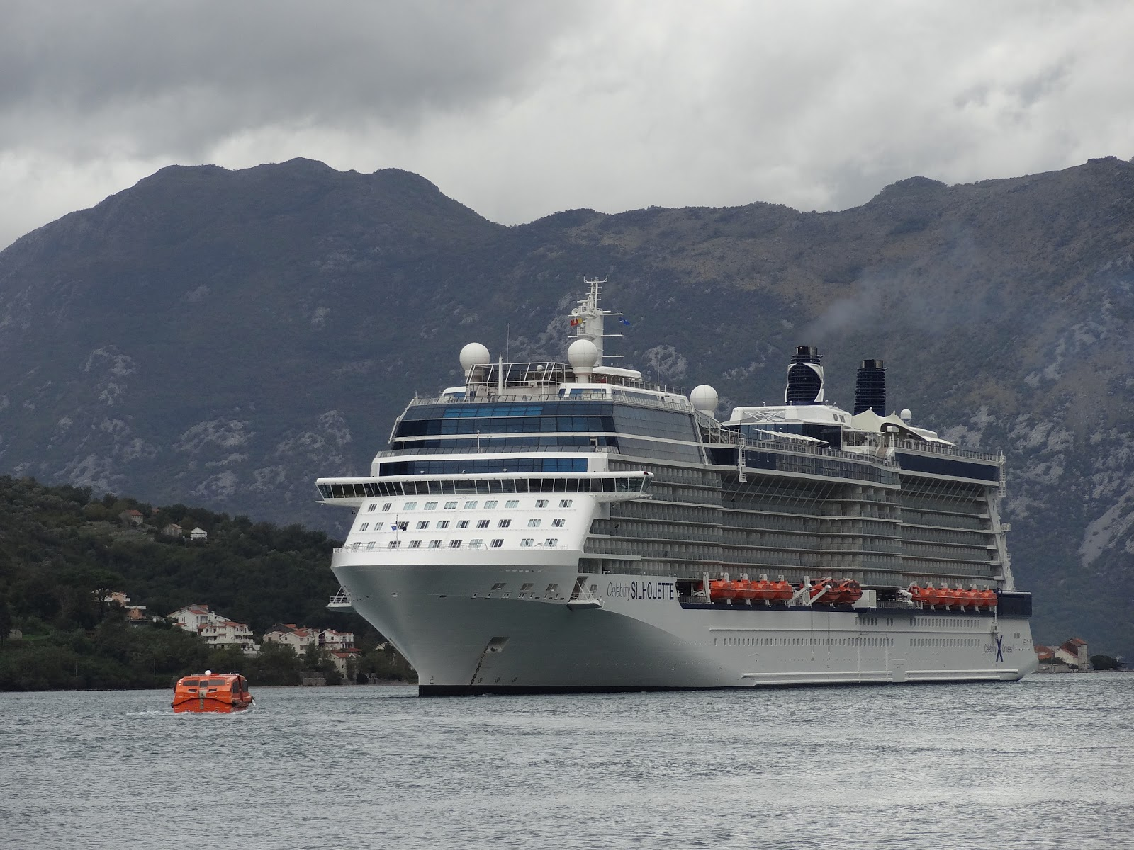 Celebrity Silhouette Cruise Ship - CruiseCompete