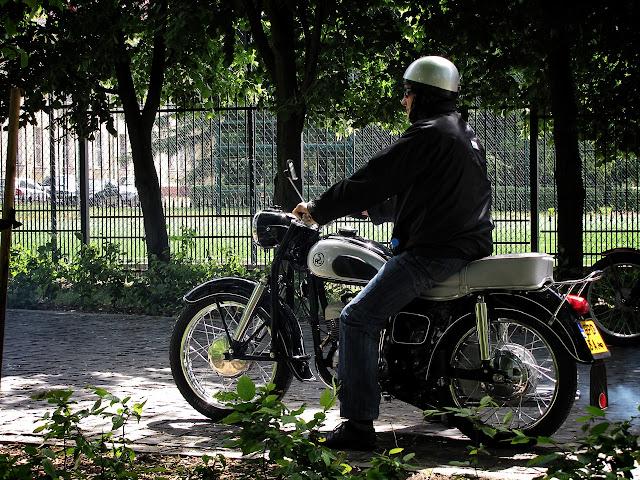Motocykl SHL