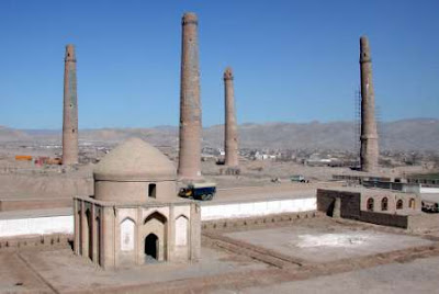 Afghanistan Beautiful city Herat, information