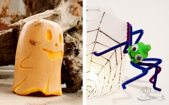 Mami chips crafts halloween per bambini tante idee e for Decorare una stanza per halloween
