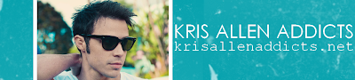 KrisAllenAddicts.net | Fan Site For American Idol Winner &amp; Platinum Selling Artist - Kris Allen