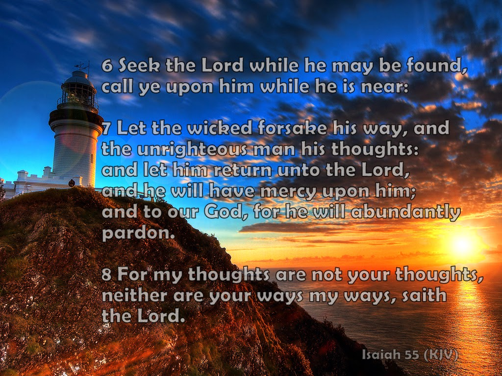 Image result for seek the lord while he may be found kjv