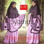 01140 Syamira Mukena SOLD OUT