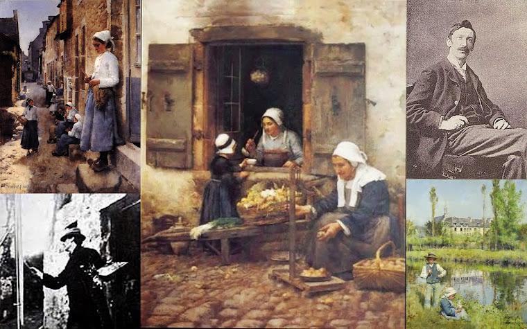 Pós-Impressionismo (Britânico) da Escola de Newlyn.
