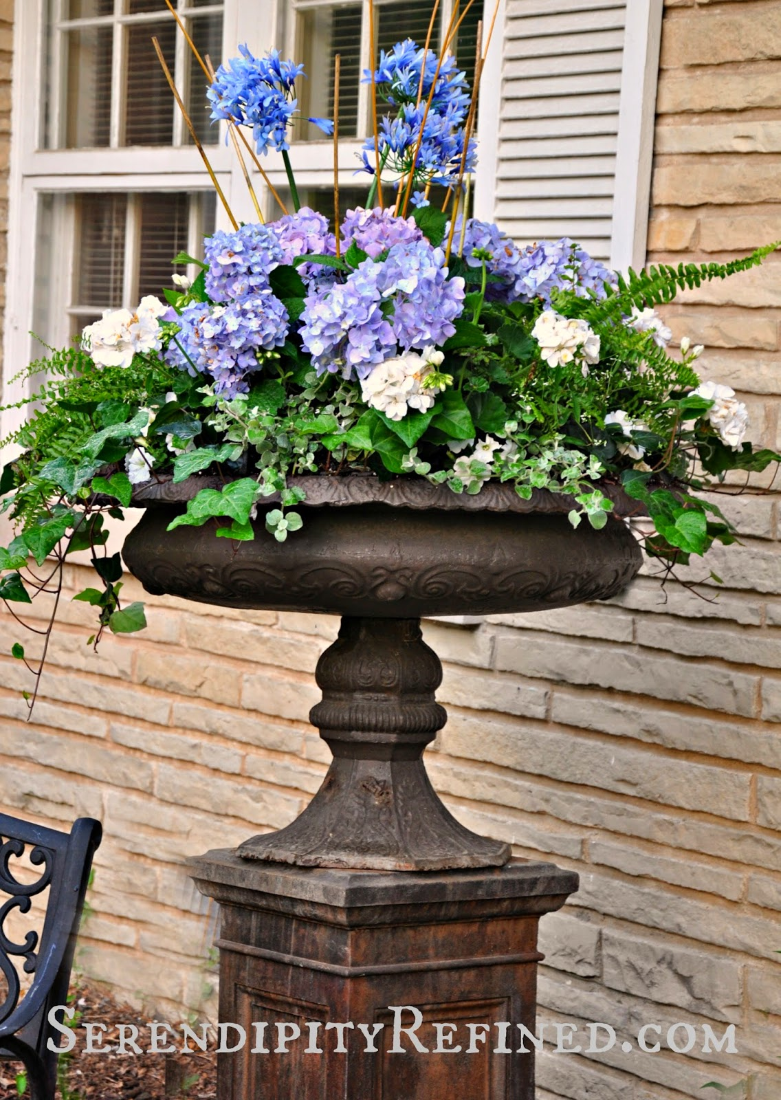 greenwich garden urn urns planters outdoor and pin planter