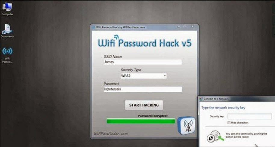 download wifi password hack v5 # 2013