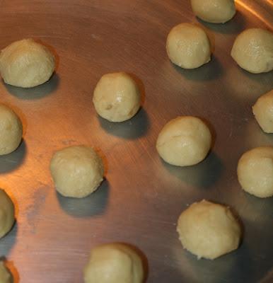 Receta-de -Galletas-de-jengibre-y-Buttery-Melt-Away-Cookies
