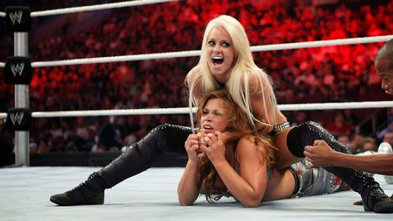 Maryse-wrestling-female wrestling
