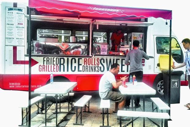 Bisnis Food Truck @foodstopindo ini Bisa Anda Coba Di Bontang