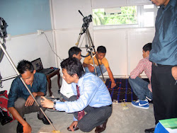 Practical session in animation