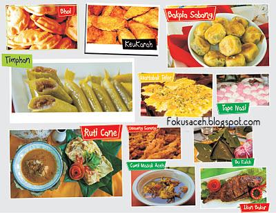 Kue Dan Minuman Khas Aceh