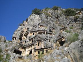 Descubriendo a los Lycios a través de 509 km de caminata entre las montañas y el mar