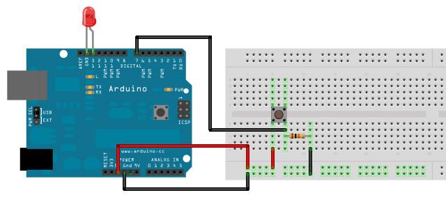 Circuito Uno Web : Logik web arduino tutorial controlliamo un led con