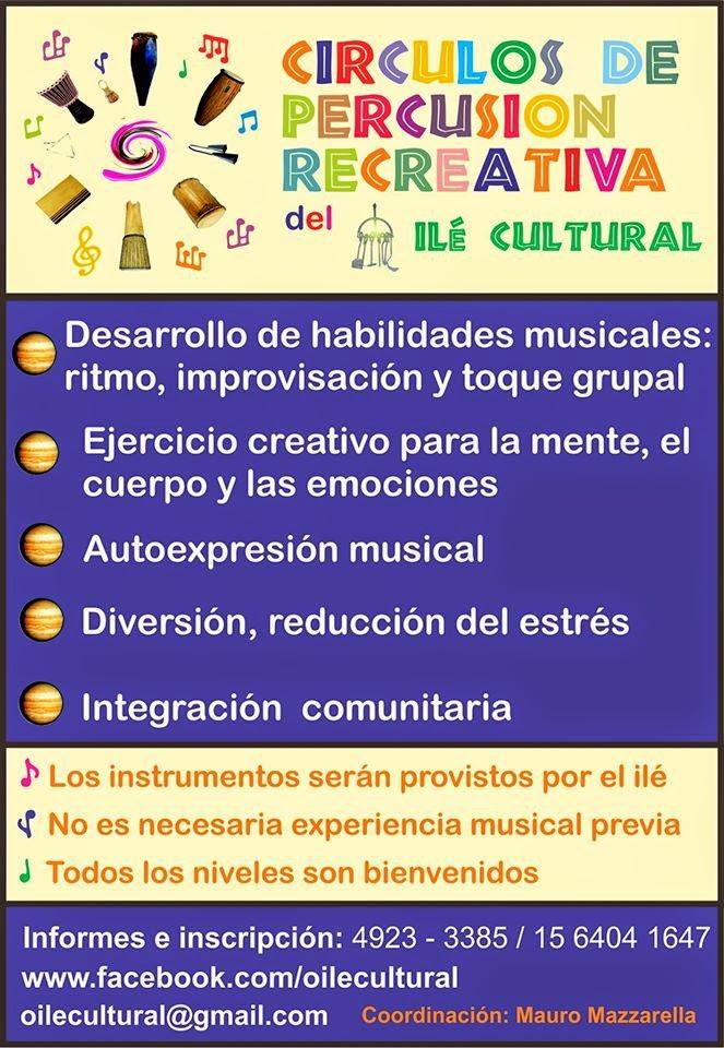 www.circulosdepercusionrecreativa.blogspot.com