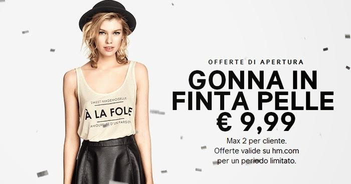 H M Fashion Home Finalmente Lo Shop Online Anche In Italia Vita Su Marte
