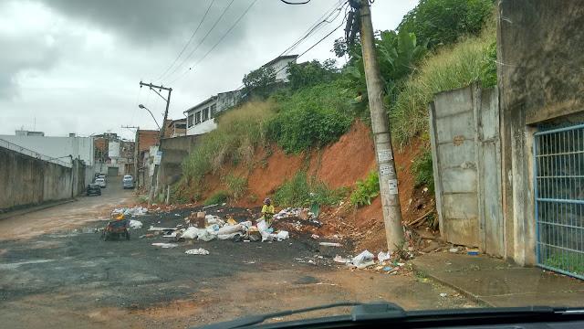 Rua Maragogipe no Rio Vermelho e seu problema insolúvel