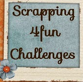 Featured Creations with Scrapping 4 Fun challenges